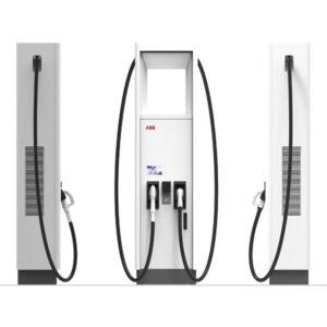 Szybkie ładowarki do pojazdów elektrycznych